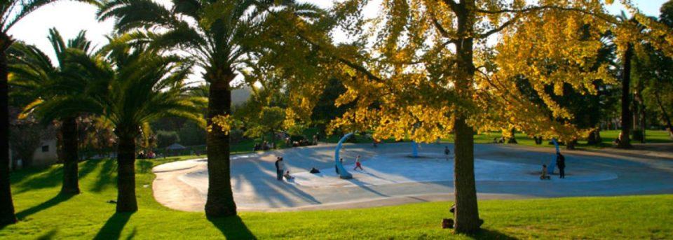Nice Parc Castel des deux rois