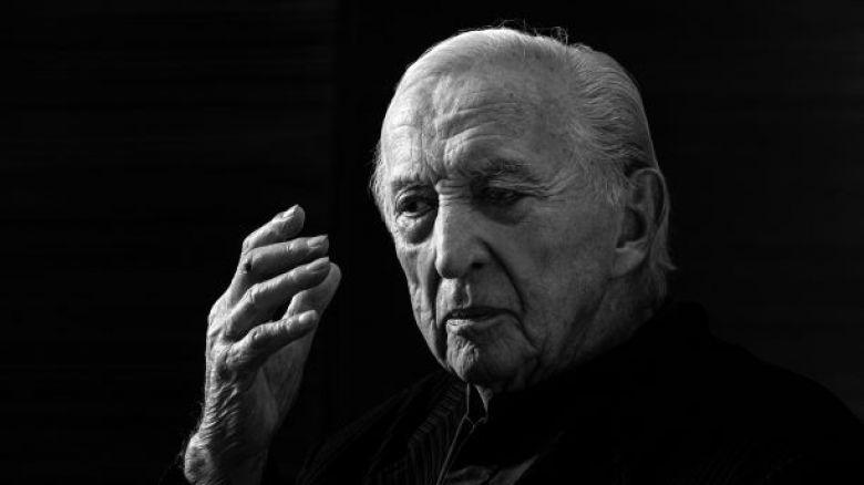 D'avril 2019 à mars 2020, l'année sera consacrée à Pierre Soulages, pour son centenaire / © JOEL SAGET / AFP