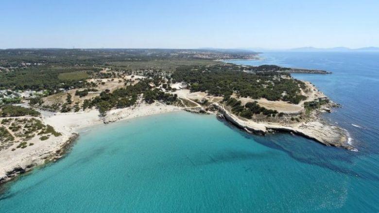 La plage de Sainte-Croix à Martigues / © Office du tourisme de Martigues