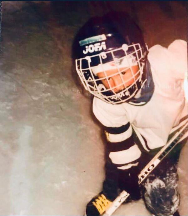 Antonin Chiberches à l'âge de 3 ans !