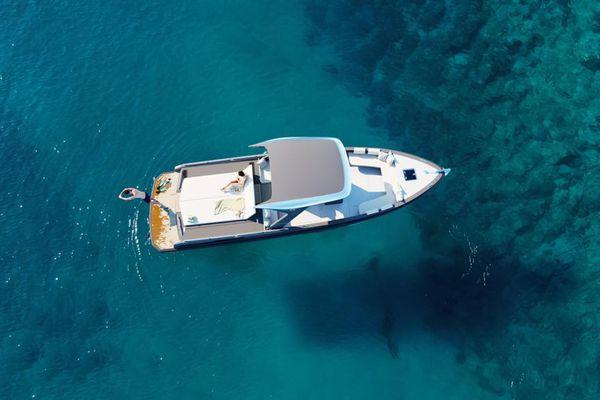 Le yacht avait déjà reçu un titre honorifique l'année dernière.