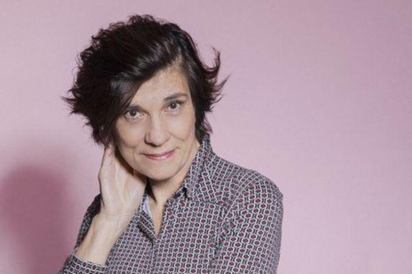 """La réalisatrice Catherine Corsini présente en avant-première son nouveau film """"La Fracture""""."""